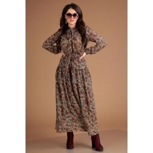 MODA-URS 2507 Платье с жакетом