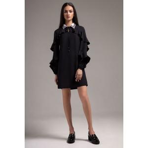 MOTIF 1022 Платье черный