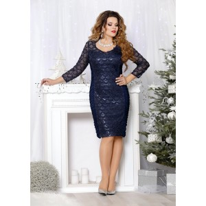 MIRA-FASHION 4135-10 Платье