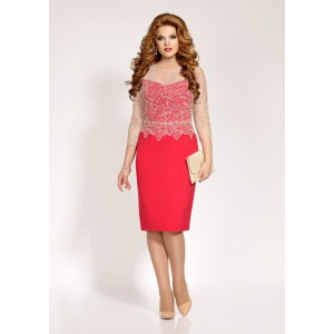 MIRA-FASHION 4306-2 Платье