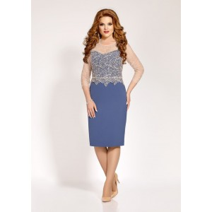MIRA-FASHION 4306-3 Платье