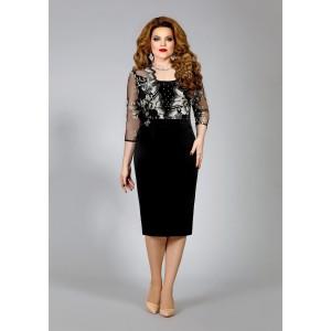 MIRA-FASHION 4334 Платье