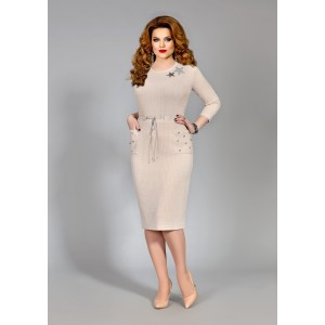 MIRA-FASHION 4357-2 Платье