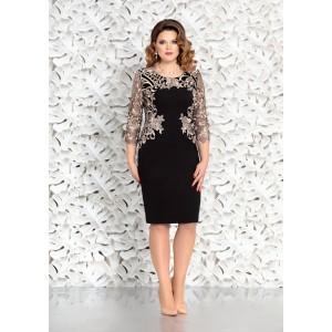 MIRA-FASHION 4361-3 Платье