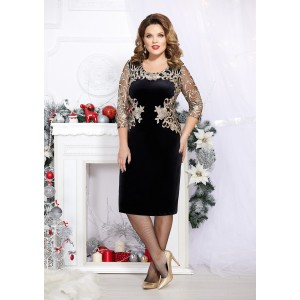 MIRA-FASHION 4361-5 Платье