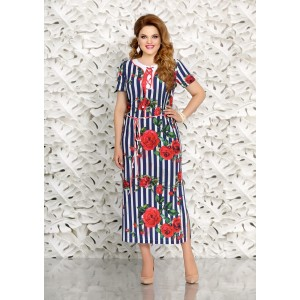 MIRA-FASHION 4417-2 Платье