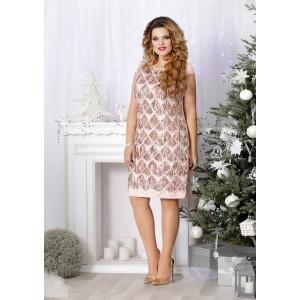 MIRA-FASHION 4449 Платье