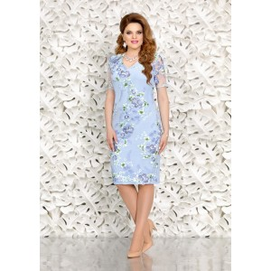 MIRA-FASHION 4452-3 Платье