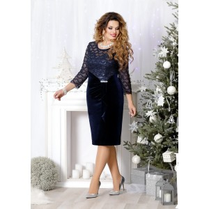 MIRA-FASHION 4520 Платье