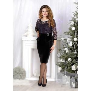 MIRA-FASHION 4540-2 Платье