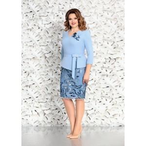 MIRA-FASHION 4568-2 Платье