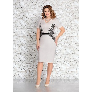 MIRA-FASHION 4572-2 Платье