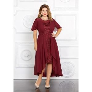 MIRA-FASHION 4655-3 Платье