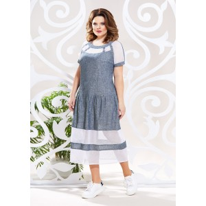 MIRA-FASHION 4801 Платье