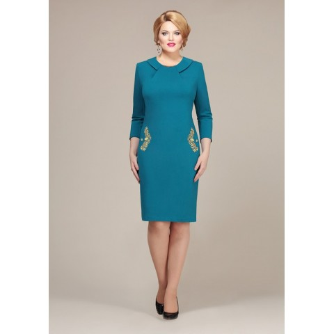MIRA-FASHION 3814 Платье