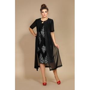 Mubliz 106 Платье с накидкой