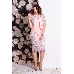 Mubliz 339 Платье с жакетом