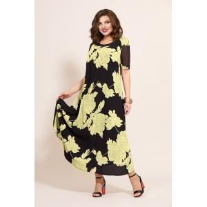 Mubliz 359 Платье (лимон)