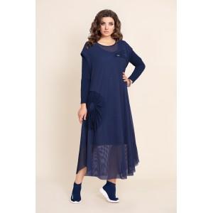 Mubliz 383 Платье с накидкой