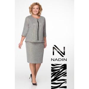 NADIN-N 1422 Костюм юбочный
