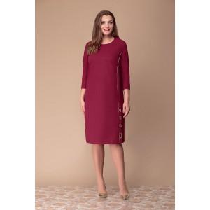 NADIN-N 1720 Платье (марсала)