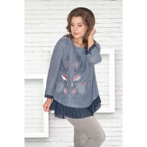 NEEDLE REVERTEX 356-1 Блуза