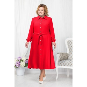 NINELE 2178 Платье (красный)