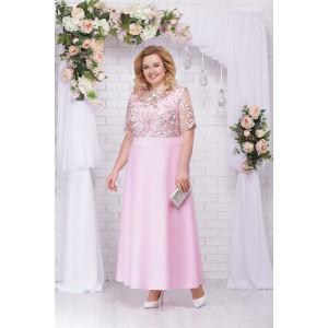 NINELE 2195 Платье (пудра)
