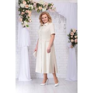 NINELE 2202 Платье (бежевый)