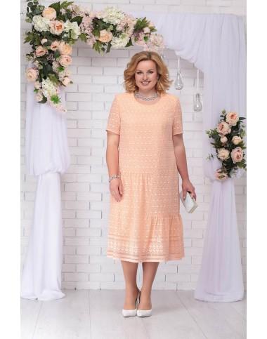 NINELE 2206 Платье (мята)