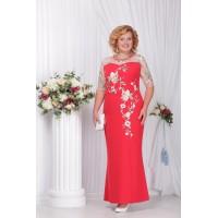 NINELE 5543 BM Платье (красный)