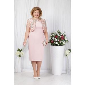 NINELE 5621 Платье (пудра)