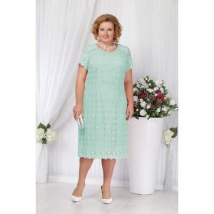 NINELE 5647 Платье (мята)