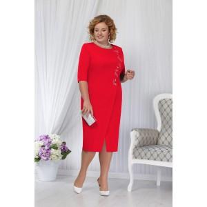 NINELE 5652 Платье (красный)