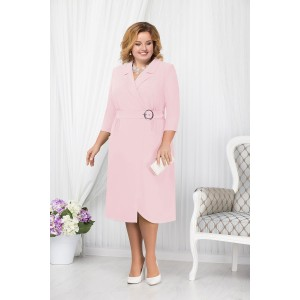 NINELE 5670 Платье (пудра)
