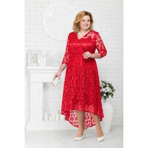 NINELE 5678 Платье (красный)