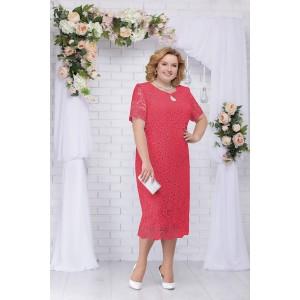 NINELE 5700 Платье (малина)