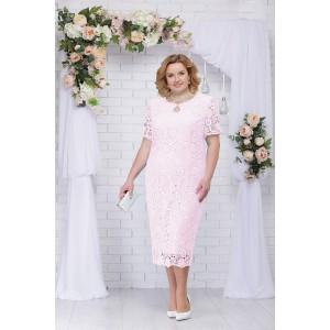 NINELE 5700 Платье (пудра)