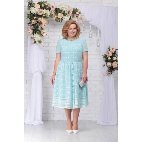 NINELE 5719 Платье (мята)