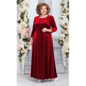 NINELE 5754 Платье (красный)