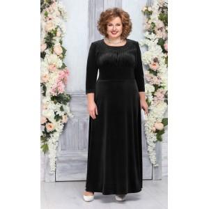 NINELE 5754 Платье (черный)