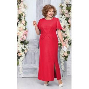 NINELE 5756 Платье (красный)