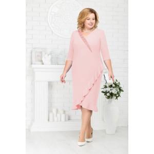 NINELE 7211 Платье (пудра)