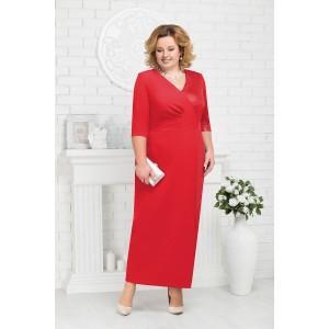 NINELE 7216 Платье (красный)