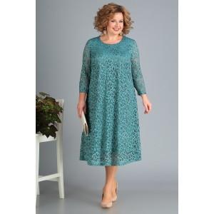 NOVELLA-SHARM А3378 Платье (бирюза)