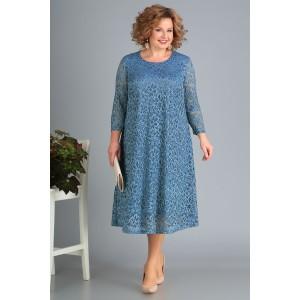 NOVELLA-SHARM А3378 Платье (голубой)