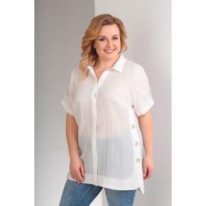 ORHIDEYA LUX 899 Блуза (белый)