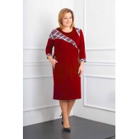 ORHIDEYA LUX 909 Платье (красный)