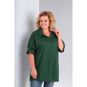 ORHIDEYA LUX 960 Блуза (зелёный)