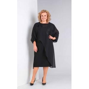 ORHIDEYA LUX 975 Платье (черный)